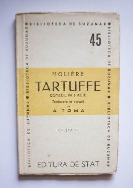 Moliere - Tartuffe. Comedie in 5 acte