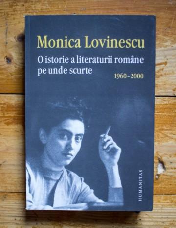 Monica Lovinescu - O istorie a literaturii romane pe unde scurte (1960-2000)