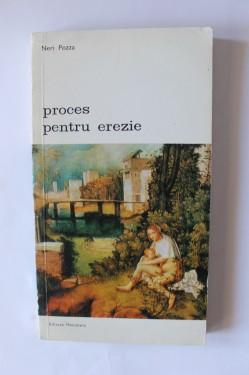 Neri Pozza - Proces pentru erezie