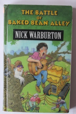 Poze Nick Warburton - The battle of baked bean alley