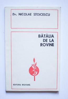 Nicolae Stoicescu - Batalia de la Rovine