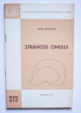 Olga Necrasov - Stramosii omului