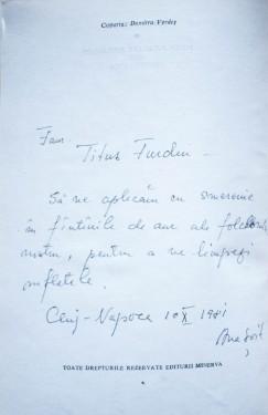 Oszkar Mailand - Poezii populare romanesti din Transilvania