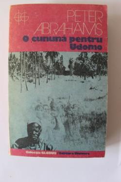 Peter Abrahams - O cununa pentru Udomo