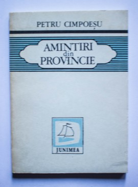 Petru Cimpoesu - Amintiri din provincie