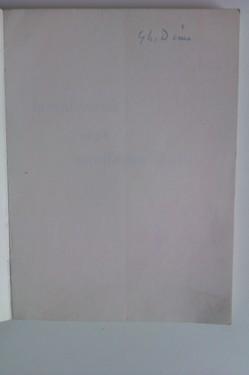 Tristan Tzara - Sept manifests Dada. Lampisteries (cu autograful lui Gh. Dinu/Stephan Roll)