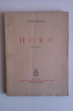 Tudor Arghezi - Hore