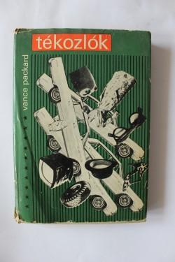 Vance Packard - Tekozlok (editie hardcover)