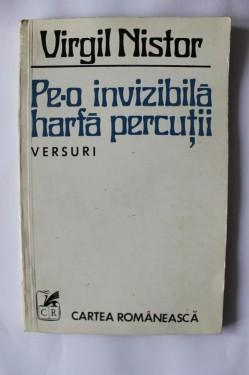 Virgil Nistor - Pe-o invizibila harfa percutii