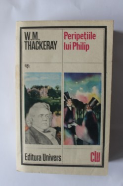 W. M. Thackeray - Peripetiile lui Philip