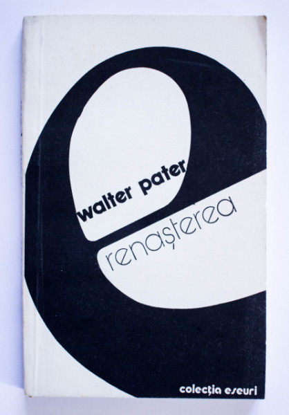 Walter Pater - Renasterea