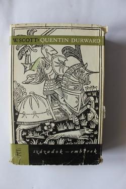 Walter Scott - Quentin Durwand (editie hardcover)