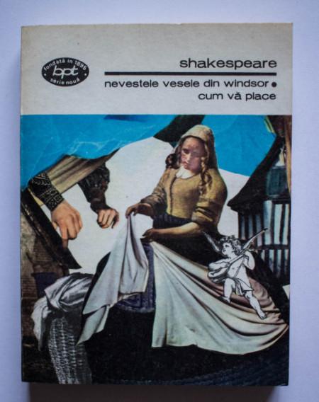 William Shakespeare - Nevestele vesele din Windsor. Cum va place