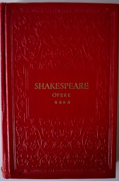 William Shakespeare - Opere IV (Imblanzirea scorpiei. Henric al IV-lea) (editie hardcover)