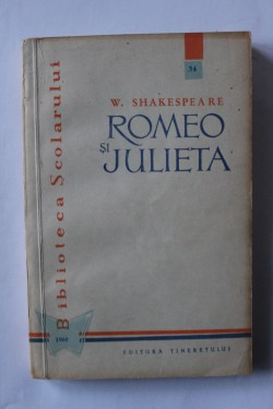 Poze William Shakespeare - Romeo si Julieta
