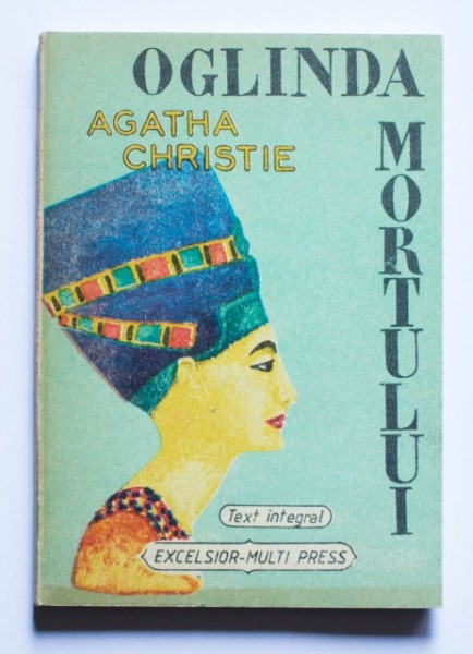 Agatha Christie - Oglinda mortului