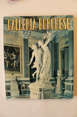 Album Galleria Borghese (in limba italiana)