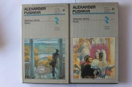 Alexander Pushkin (Puskin) - Selected works (2 vol., editie hardcover)