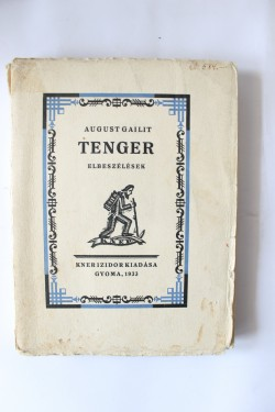 August Gailit - Tenger (editie interbelica)