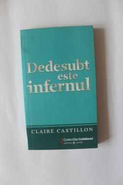 Claire Castillon - Dedesubt este infernul