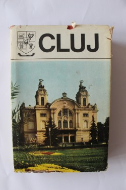 Cluj - Ghid turistic (editie hardcover)