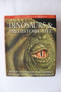 Colectiv autori - Dinosaurs & prehistoric life (enciclopedie ilustrata, in limba engleza)