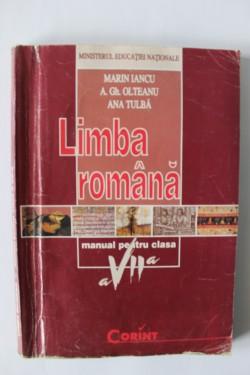 Colectiv autori - Manual de limba romana (clasa a VII-a)