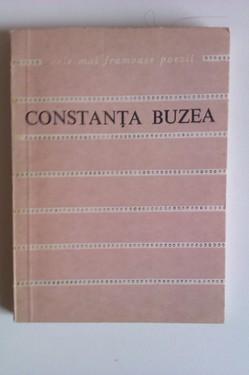 Constanta Buzea - Poeme. Cele mai frumoase poezii (editie hardcover)