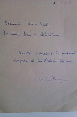 Corin Braga - Nichita Stanescu. Orizontul imaginar (cu autograf)