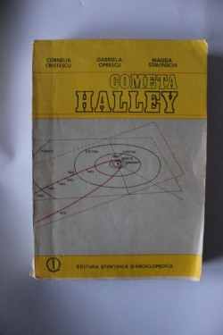 Cornelia Cristescu, Gabriela Oprescu, Magda Stavinschi - Cometa Halley