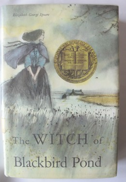 Poze Elizabeth George Speare - The witch of Blackbird Pond (editie hardcover)