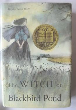 Elizabeth George Speare - The Witch of Blackbird Pond (editie hardcover)