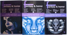 Poze Ellen Datlow, Kelly Link, Gavin J. Grant - The year's best Fantasy & Horror (3 vol.)