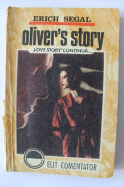 Erich Segal - Oliver`s story