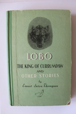 Poze Ernest Seton-Thompson - Lobo, the king of Currumpaw and other stories (editie hardcover)