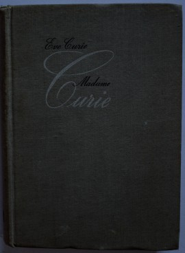 Eve Curie - Madame Curie (editie hardcover, in limba maghiara)