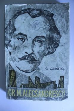 G. Calinescu - Gr. M. Alecsandrescu