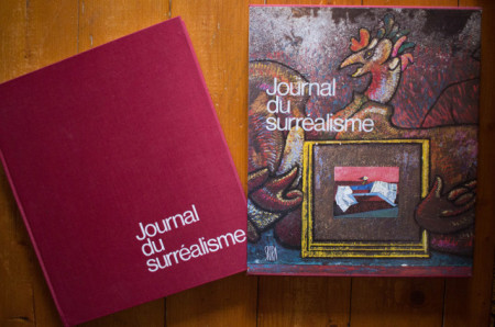 Gaetan Picon - Journal du surrealisme (1919-1939) (editie hardcover, in caseta speciala)