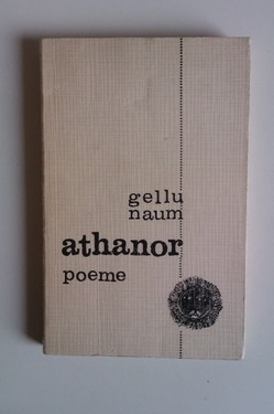 Gellu Naum - Athanor (poeme)