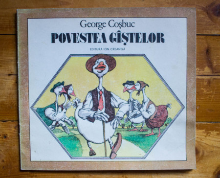 George Cosbuc - Povestea gastelor