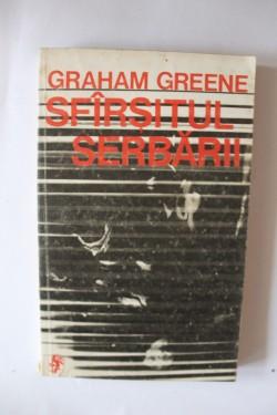 Graham Greene - Sfarsitul serbarii