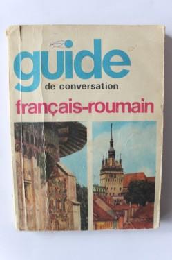 Guide de conversation francais-roumain