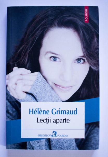 Helene Grimaud - Lectii aparte