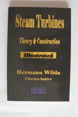 Hermann Wilda, Charles Salter - Steam turbines (editie in limba engleza)