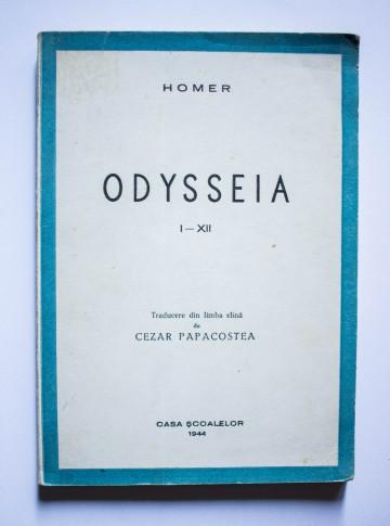 Homer - Odysseia (I-XII)