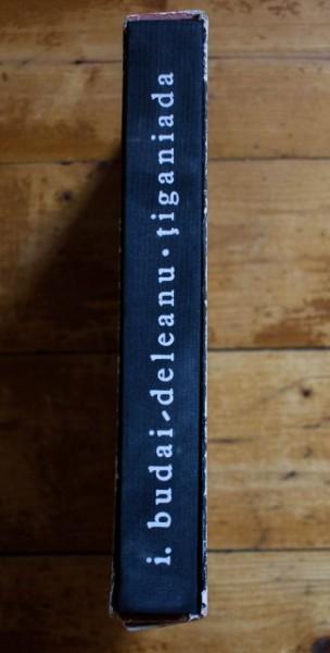 I. Budai-Deleanu - Tiganiada (editie hardcover, bibliofila, in etui special)