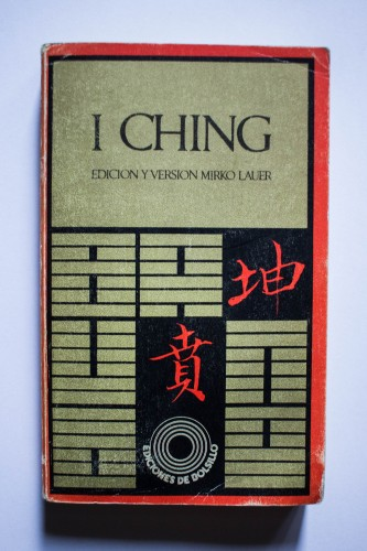 I Ching - edicion y version Mirko Lauer
