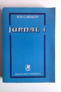 Ion Caraion - Jurnal I