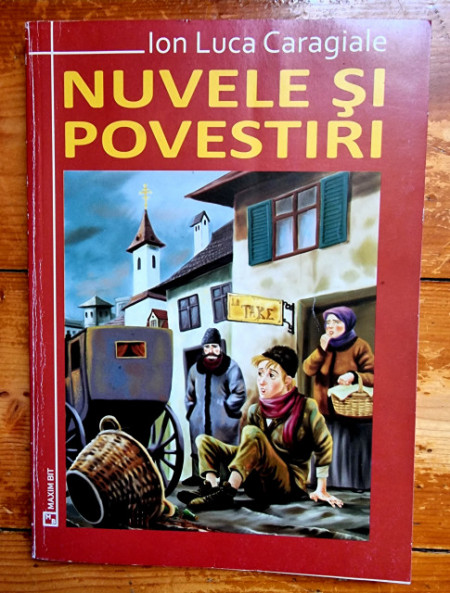 Ion Luca Caragiale - Nuvele si povestiri