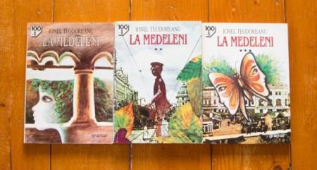 Ionel Teodoreanu - La Medeleni (3 vol.)